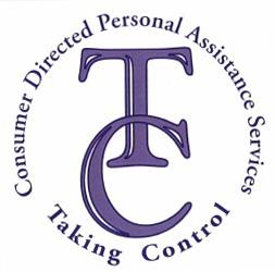 Taking Control logo
